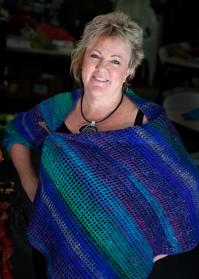 Jenny King Crochet © 2012 Barry Alsop Photographer Eyes Wide Open IMAGES
